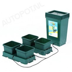 EASY2GROW 4 Incl. 47L watervat
