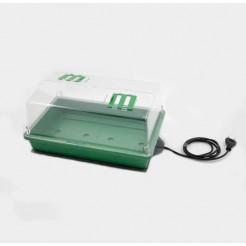 Propagator 43 met verwarmingsmat (groen)